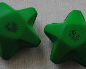 antistresová hviezda